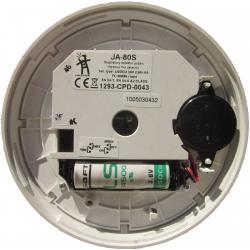 Branddetektor - Två funktioner i en