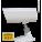 Hemlarm med färgbildskamera och GSM sändare/mottagare