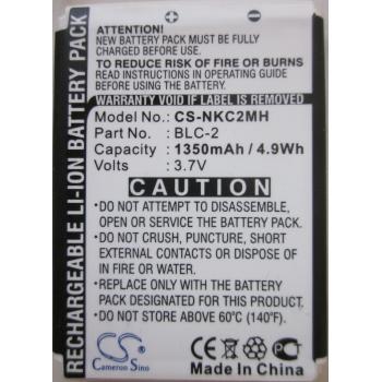 Utbytesbatteri - Kameralarm EYE02