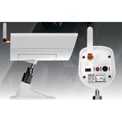 GSM centralt kameralarm